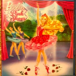 Barbie In The Pink Shoes DVD